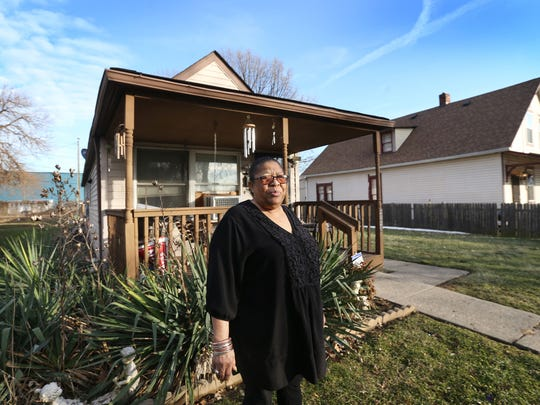 Jo Anna LeNoir, 70, who lives in the 2000 block of Columbia Avenue in Indianapolis, has seen the decline in the Hillside neighborhood. Last year, in the span of five months, the bodies of three women were found about one block north of her home.