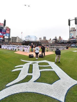 The Tigers and Orioles begin a three-game series at Comerica Park on Tuesday night.