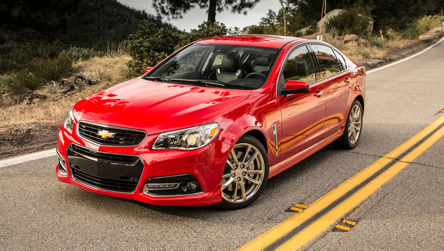 All Chevy chevy 2014 cars GM to quit making cars in Australia