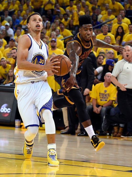 Warriors outlast LeBron James, Cavs in OT thriller to take ...