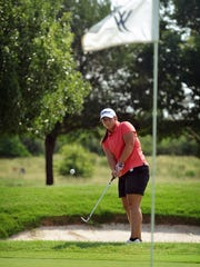 Olney senior Mattie Barrington is making her fourth and final trip to the Class 2A State Golf Tournament with hopes of winning a medal.