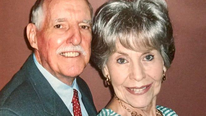 Bill and Wanda Schoenbaum