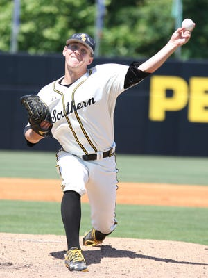 Sophomore Kirk McCarty pitched 6 2/3 innings, struck out nine and allowed one hit in a 3-0 win against Western Kentucky.