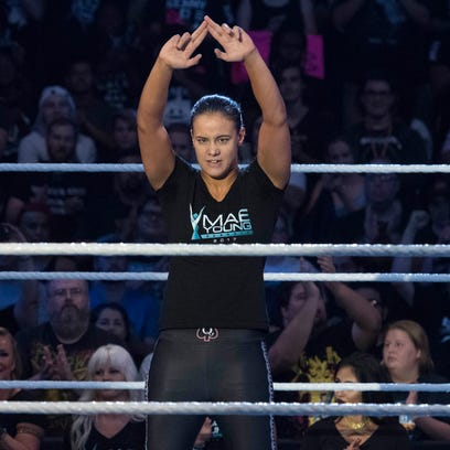 Baszler ready for next step in pro wrestling career