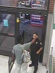 Kroger surveillance video released by the Cincinnati