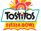 "The Tostitos Fiesta Bowl is no longer with us, lost to the ages like other defunct athletic sponsorships such as the Brut Sun Bowl, the Visit Florida Tangerine Bowl, the Gaylord Hotels Music City Bowl Presented By Bridgestone and that time Kim Kardashian sponsored a racecar. But during the game's long history or during any tortilla-based snacking you've ever had, have you noticed that the two T's in ""Tostitos"" are sharing a bowl of salsa made by the dot on the I?"