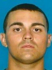 John Blauvelt, 28, is accused of murder in South Carolina.