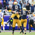 Notre Dame football's 2017 turnaround could lead to bigger things in 2018
