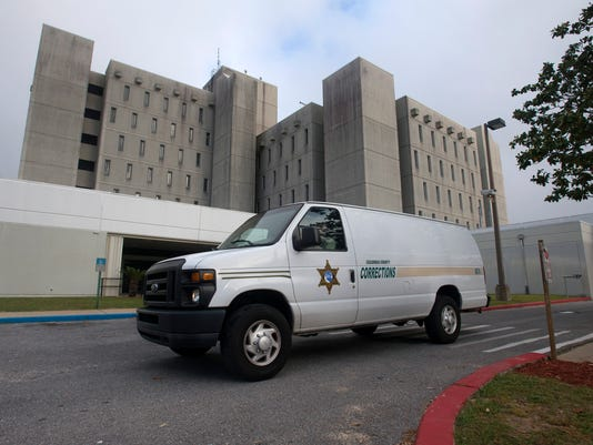 Escambia County Jail-Transportation
