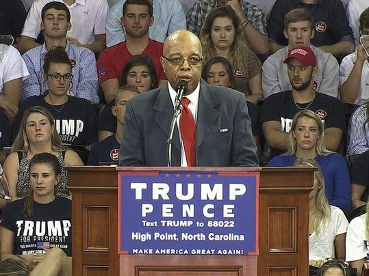 Campaign 2016-Trump-Civil Rights Supporter