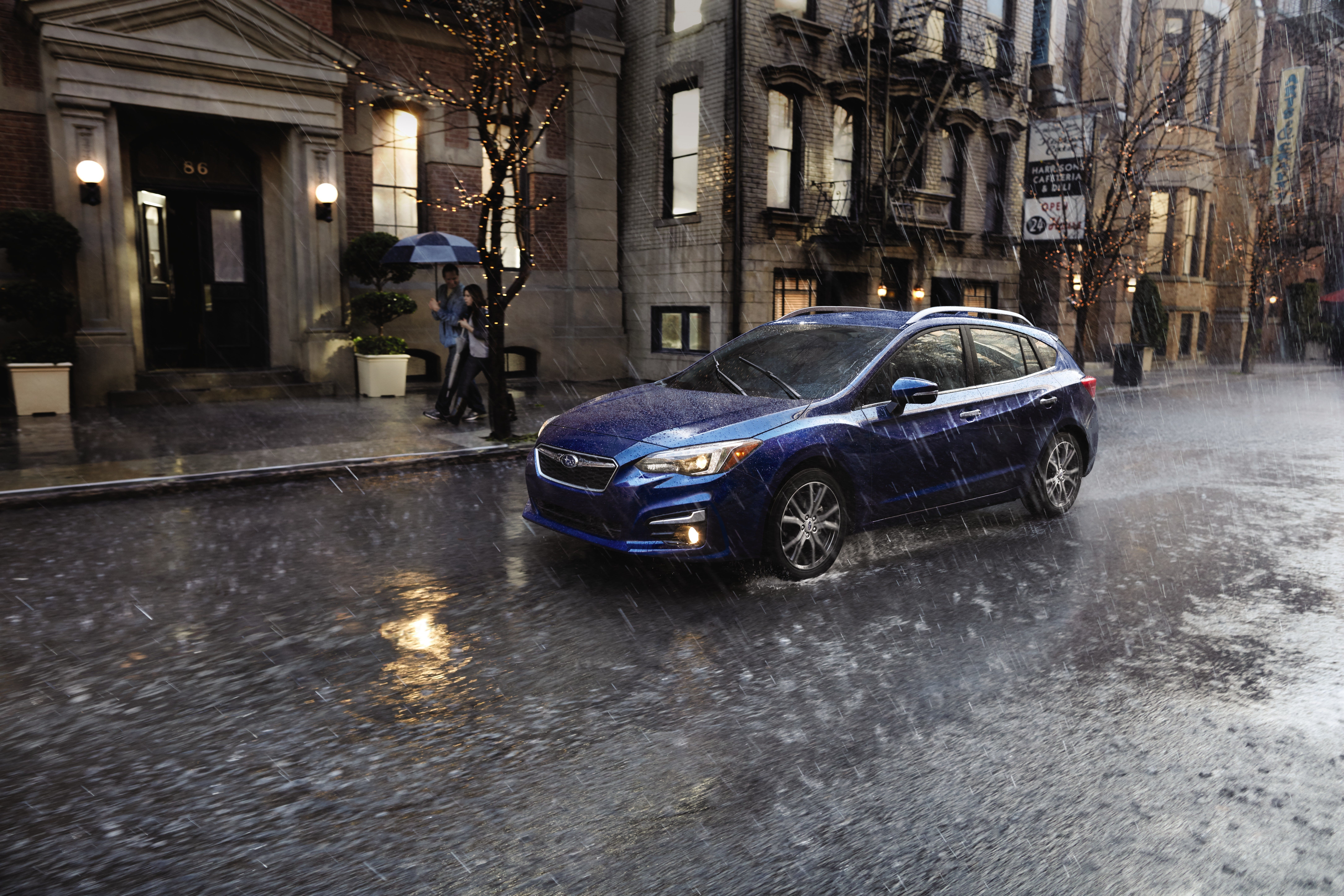 Subaru Legacy: Operation during cold weather