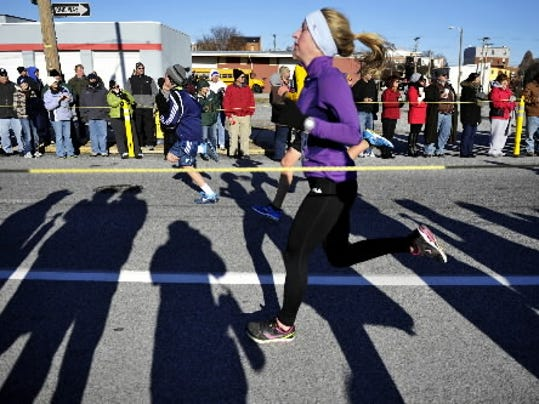 Saturday's 5K will benefit Memorial Hospital and the programs it provides. FILE - DAILY RECORD/SUNDAY NEWS