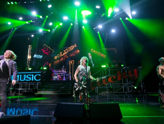 Def Leppard will perform with Journey at 7 p.m. June 6 at Thompson-Boling Arena.