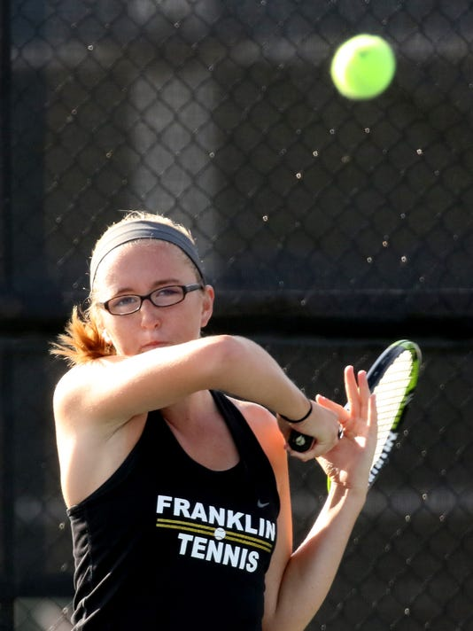 Franklin Girls Tennis