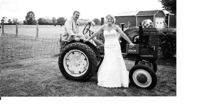 Wedding: Miller - Olson