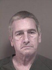 William Faiges. Source: Ocean County Jail