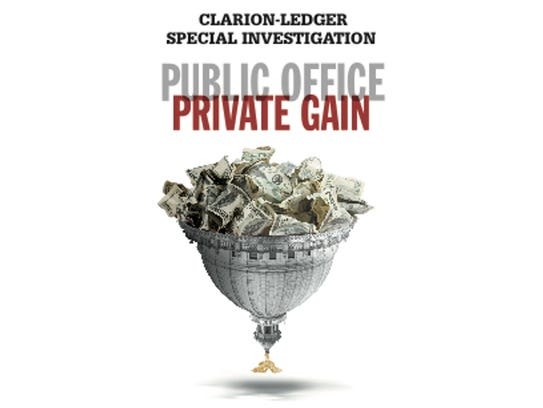 Public Office; Private Gain, a Clarion-Ledger investigation.