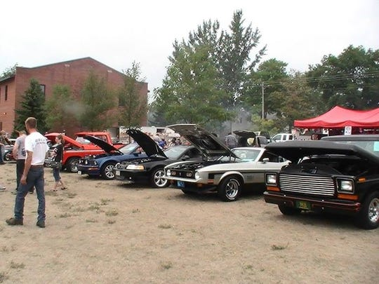 Pfiffner Pioneer Park Car Show