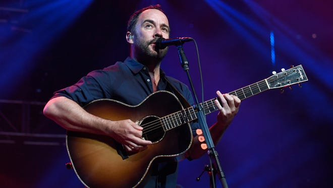 Dave Matthews will perform with the Dave Matthews Band July 6-7 at Ruoff Home Mortgage Music Center.