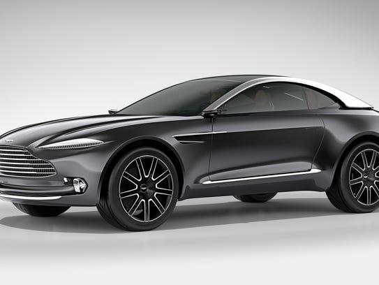 Aston Martin DBX concept SUV
