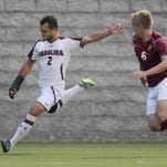 Colerain graduate Kevin Walker is second on the University of South Carolina team with four goals through 10 matches.
