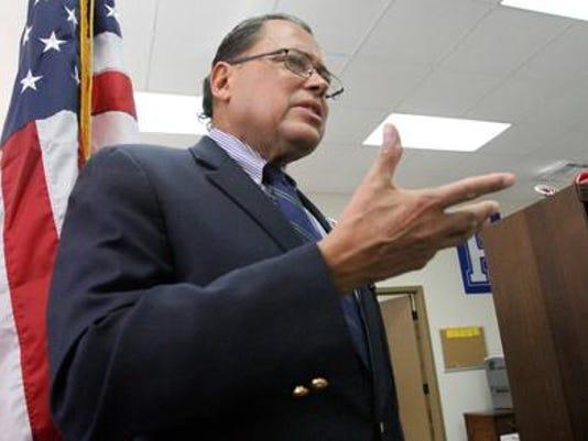 State Senator Jose Rodriguez