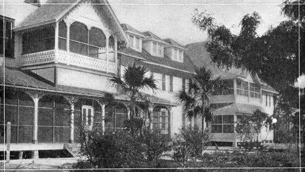 Naples Hotel ca 1919
