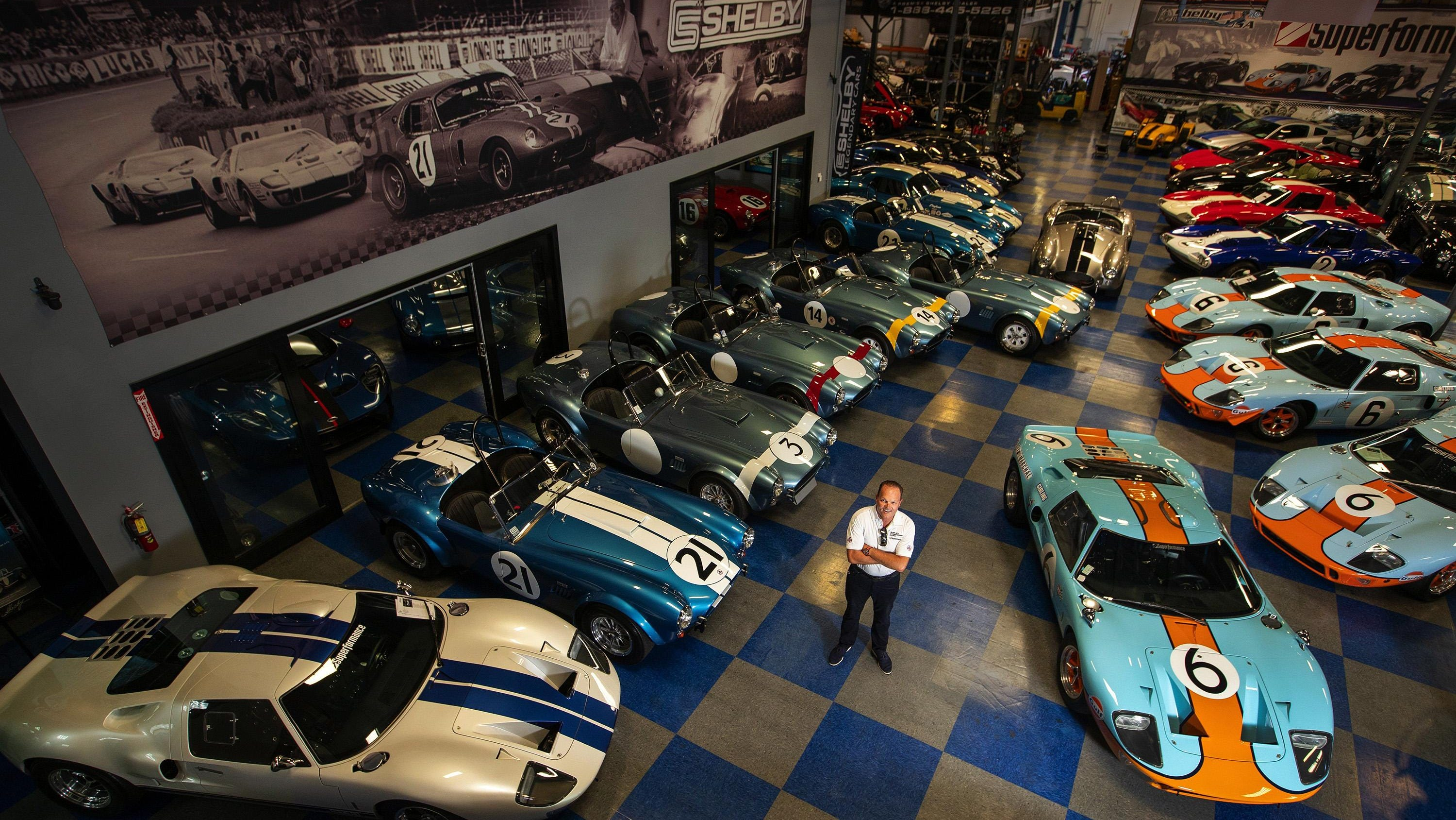 Those Classic Shelby Race Cars In Ford V Ferrari Aren T What They Seem