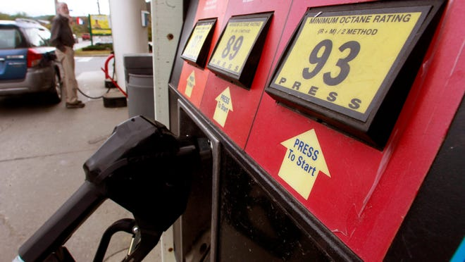 New Jersey gas prices are on the rise and are nearing an average of $3 per gallon in Central Jersey.