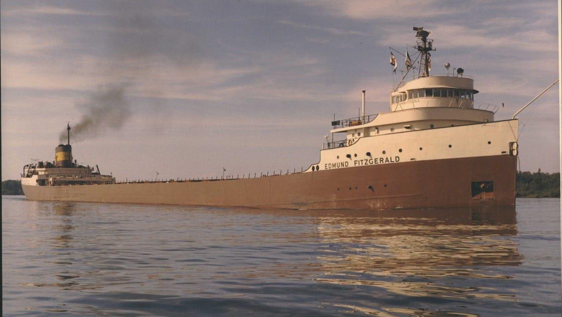 Edmund Fitzgerald Sinking 40 Years Later