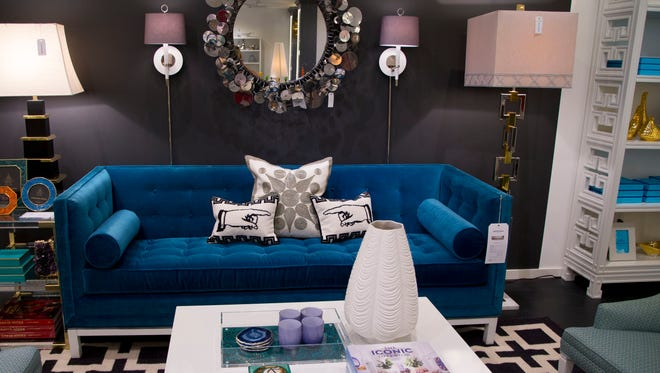 A preview of the Jonathan Adler store at Biltmore Fashion Park which opens to the public on August 22, 2014.