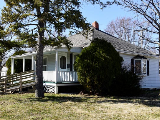 This house at 1054 Haynes St. in Clyde sold for $18,000