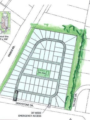 An 85-lot manufactured home community is expected to go before ths Sherman Planning and Zoning Commission Tuesday. A similar project by the same developers was denied in February amid opposition from neighboring property owners.