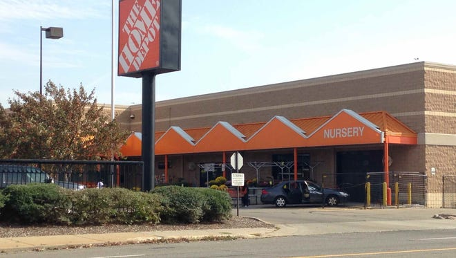 A shooting in the parking lot of Home Depot in Detroit left one dead.