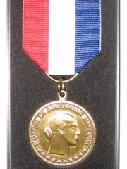 "Alice Luckhardt's ""Women in American History"" award"