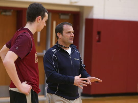Pittsford Mendon baseball coach Jeff Amoroso says not having a 10-run rule allows him to get more players into games.