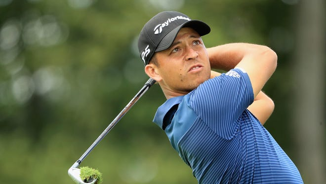 Xander Schauffele is already is exempt into next year's Masters and U.S. Open after winning a PGA Tour event this year.