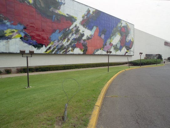 7 things you might not know about the man behind the for Alexander s mural paramus