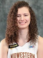 Hannah Reynolds, MSU freshmen