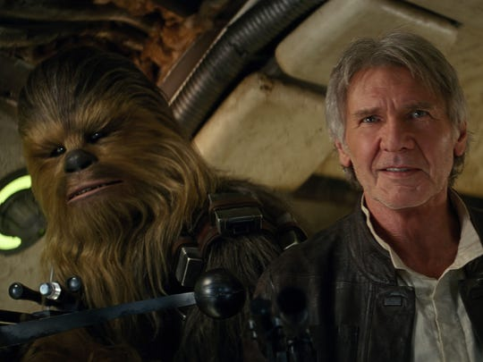 """Nominated for several technical awards, """"Star Wars:"""