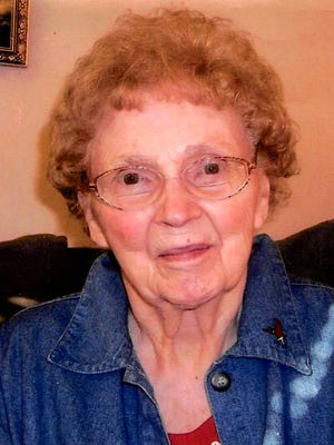 Margaret Stemsrud, 94