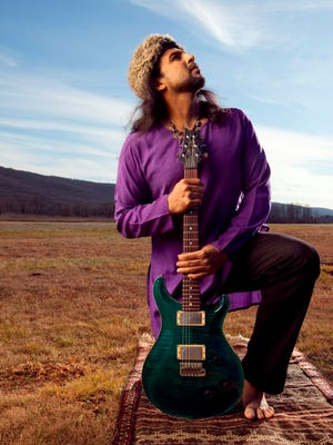 Tappan's Salman Ahmad, founder of the multi-million selling Sufi band Junoon.