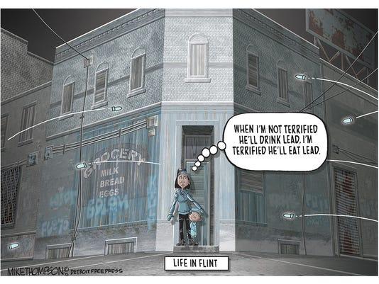 Life in Flint