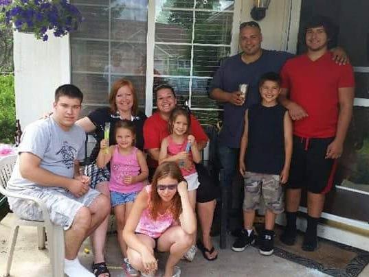 The Medina family.