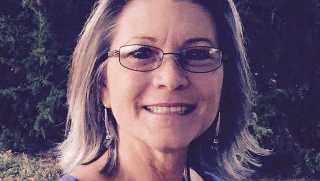 Author Carole Gilbert
