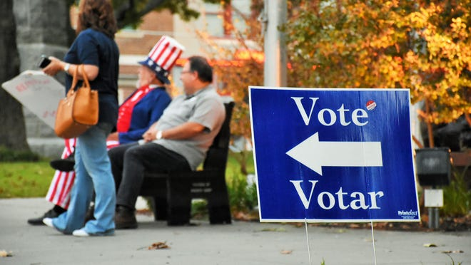 Early voting continues in Grayson County with polling locations open between 7 a.m. and 7 p.m. Tuesday through Friday.