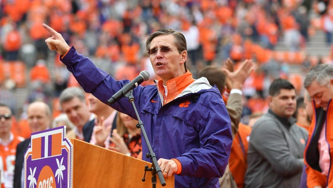 Hendersonville High 1980 graduate Don Munson is entering his seventh year as the Voice of the Clemson Tigers.