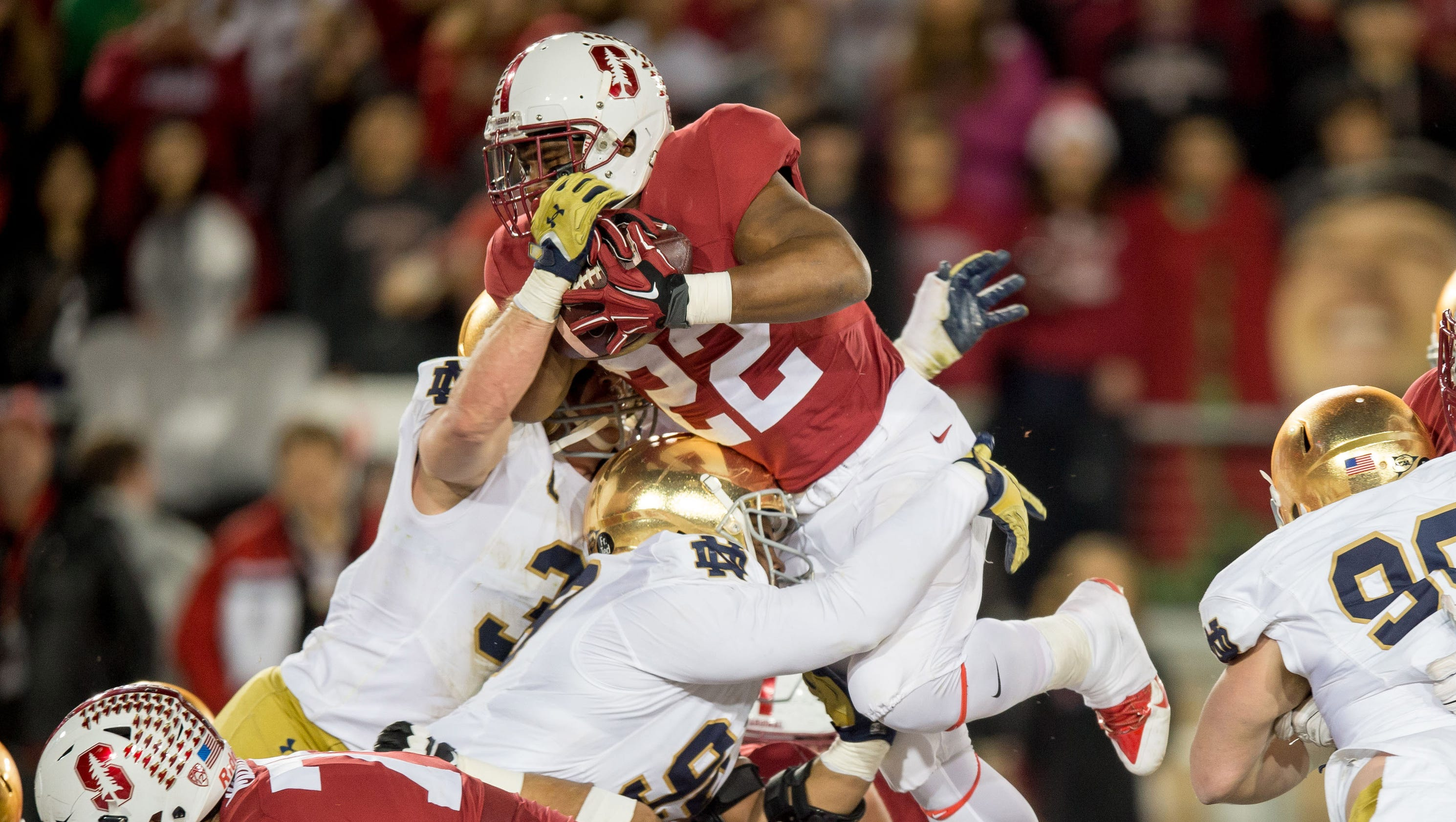 stanford notre dame score college football gamecast