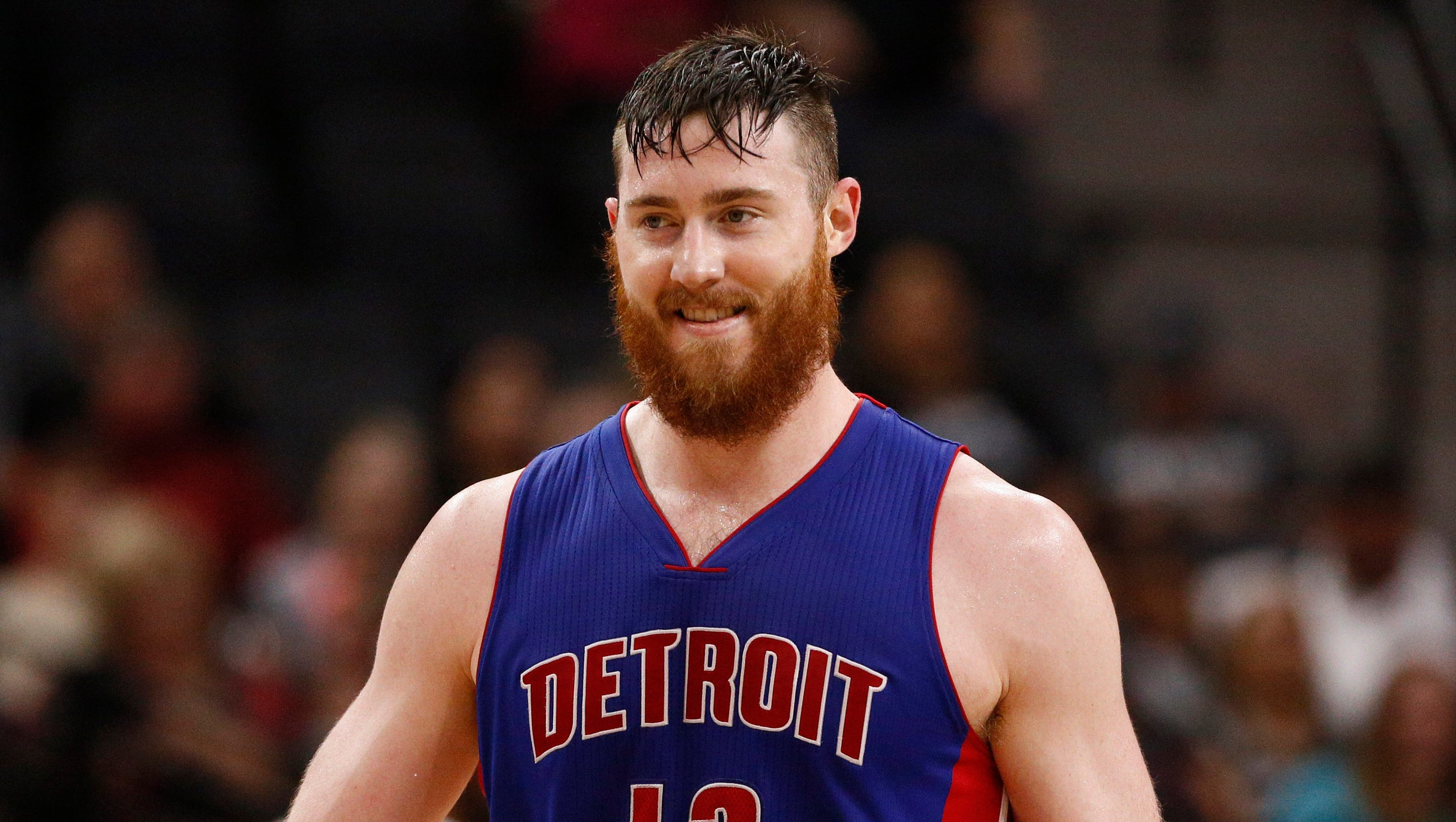 Detroit Pistons' Aron Baynes proud to be on Aussie Olympic squad