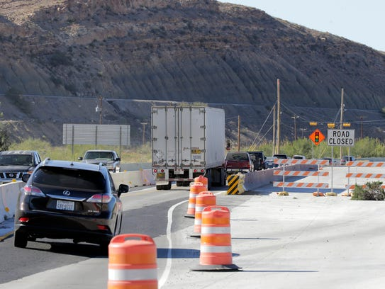 The Border Highway West Extension project is creating